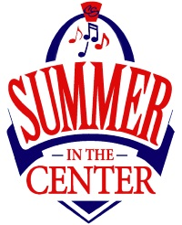 Spotlight - Summer in the Center Logo