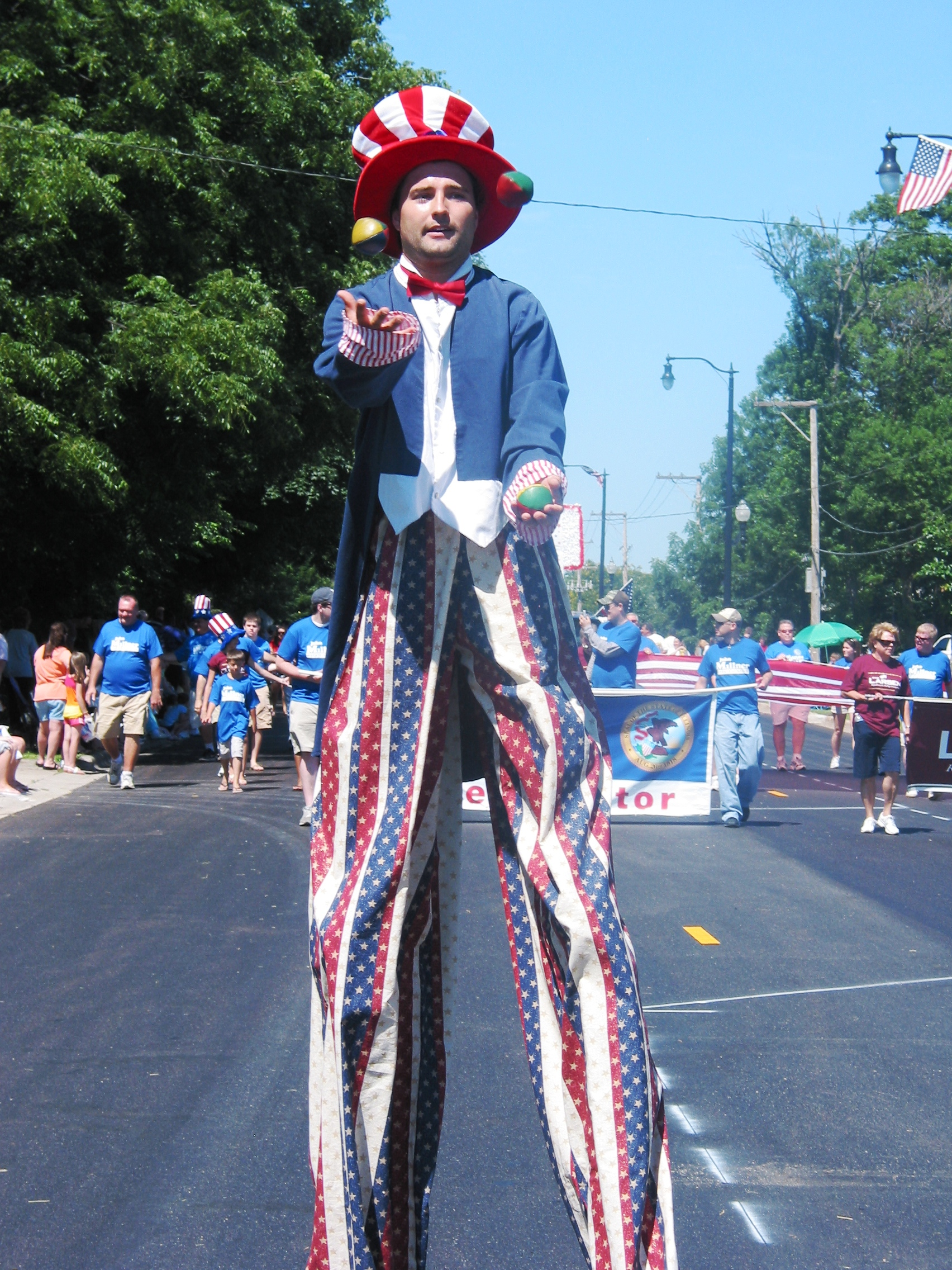 Parade- Uncle Sam