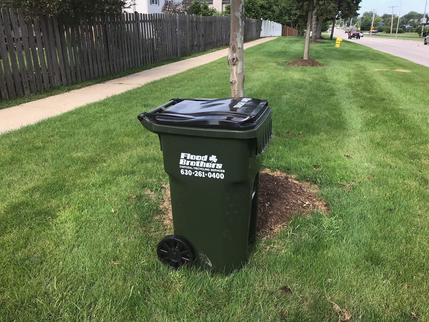 Refuse Pickup Time Changed Due to Heat Advisory
